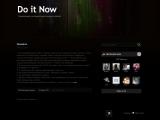 Сайт социального проекта достижения целей do-it-now.in.ua